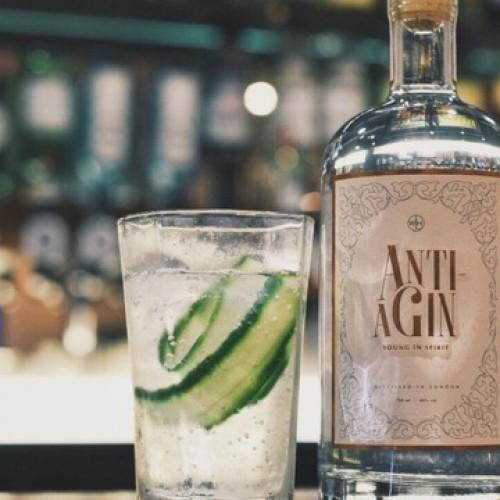 Gin met een anti-verouderingseffect