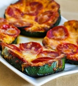 courgette-pizza