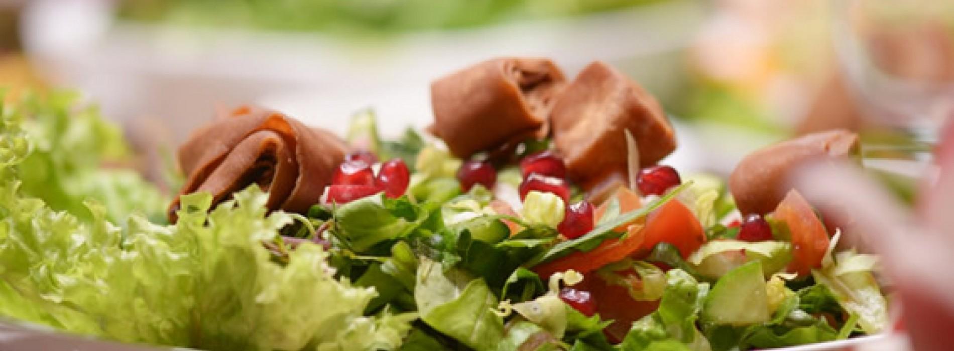 Fattoush salade