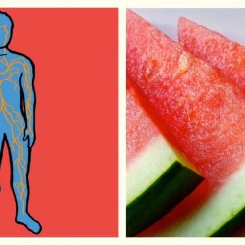 Dit kan watermeloen betekenen voor je bloeddruk. Wist ik dit maar eerder!