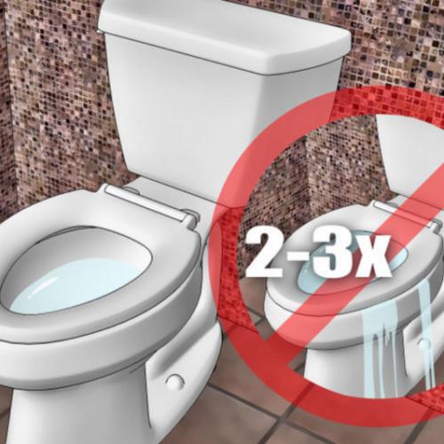 De meest geniale tips en trucs om je verstopte wc te ontstoppen en schoon te maken