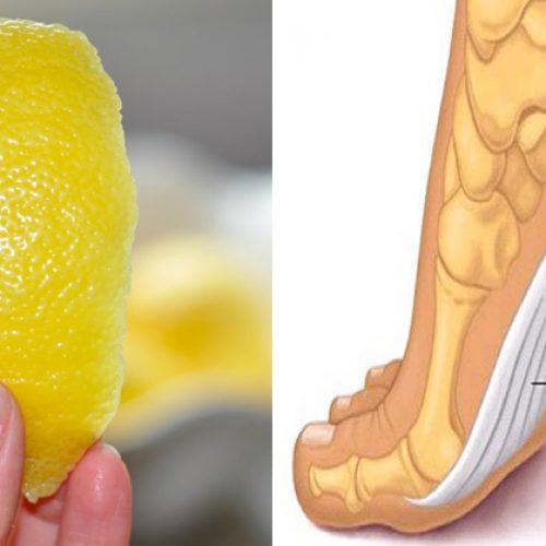 De 1 citroen truc om van ontstekingspijn en chronische pijn af te komen!