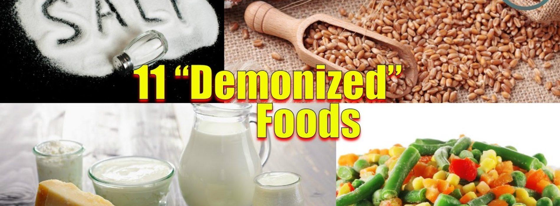 """11 """"Gedemoniseerde"""" voedingsmiddelen die eigenlijk goed voor je zijn"""