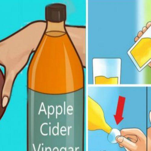 Dit zijn DE beste redenen waarom je appelazijn elke avond voor het slapen gaan moet drinken!