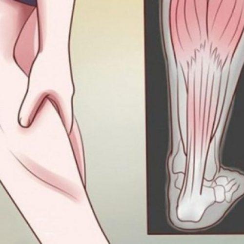 Dit is waarom je 's nachts KRAMP in je benen krijgt (en hoe je kunt voorkomen dat het je ooit nog overkomt)