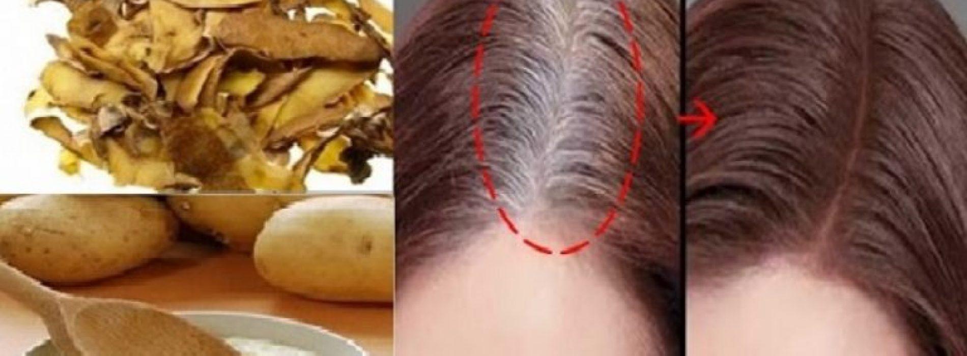 stress grijze haren