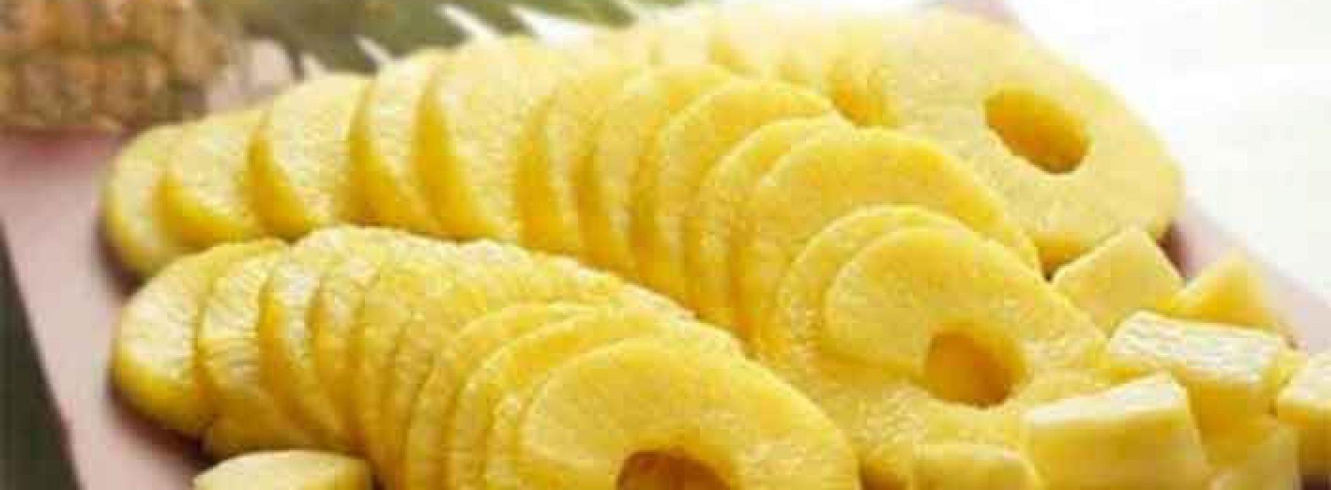 8 redenen waarom we dagelijks Ananas zouden moeten eten.. Nummer 2 is het Belangrijkst