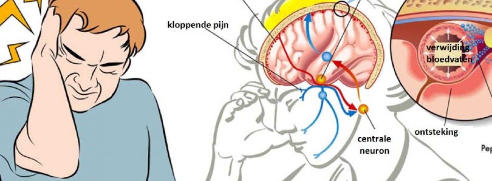 Stop hoofdpijn met het gebruiken van dit middeltje