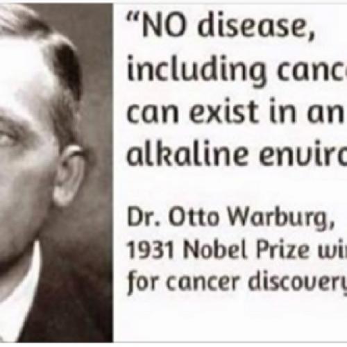 De Man die kanker ontdekte had dit te melden…. Je zult dit nooit horen van uw arts