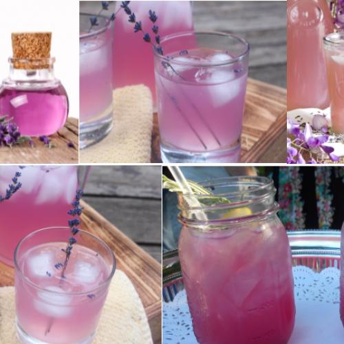 Hoe lavendel limonade te maken om te helpen bij het verlichten van angst en hoofdpijn