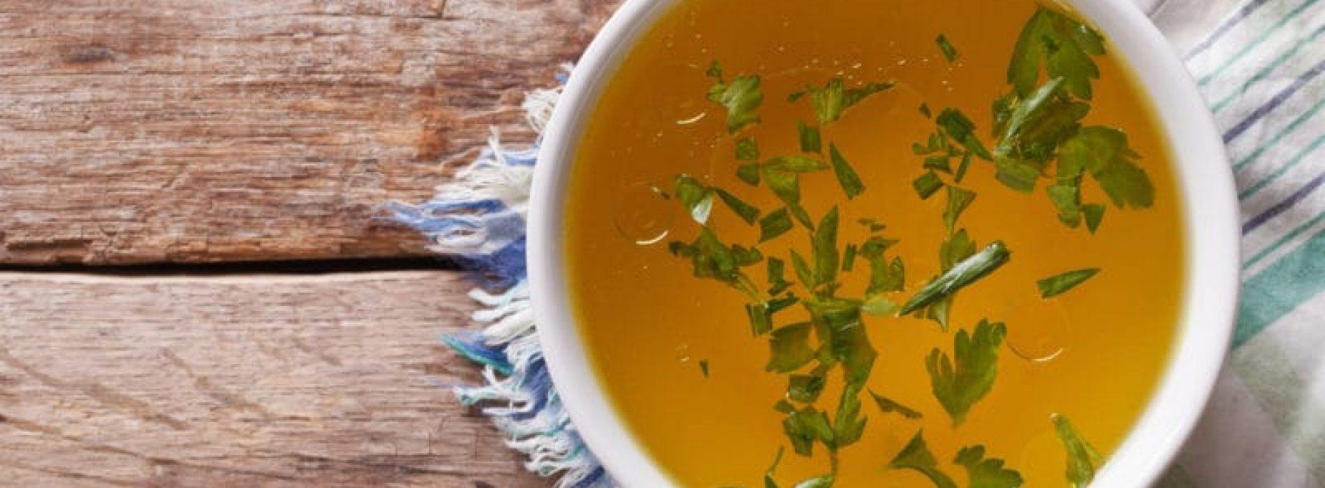 Studie onthult dat het drinken van bouillon gemaakt van droog uitgeharde hambotten cardioprotectieve effecten heeft