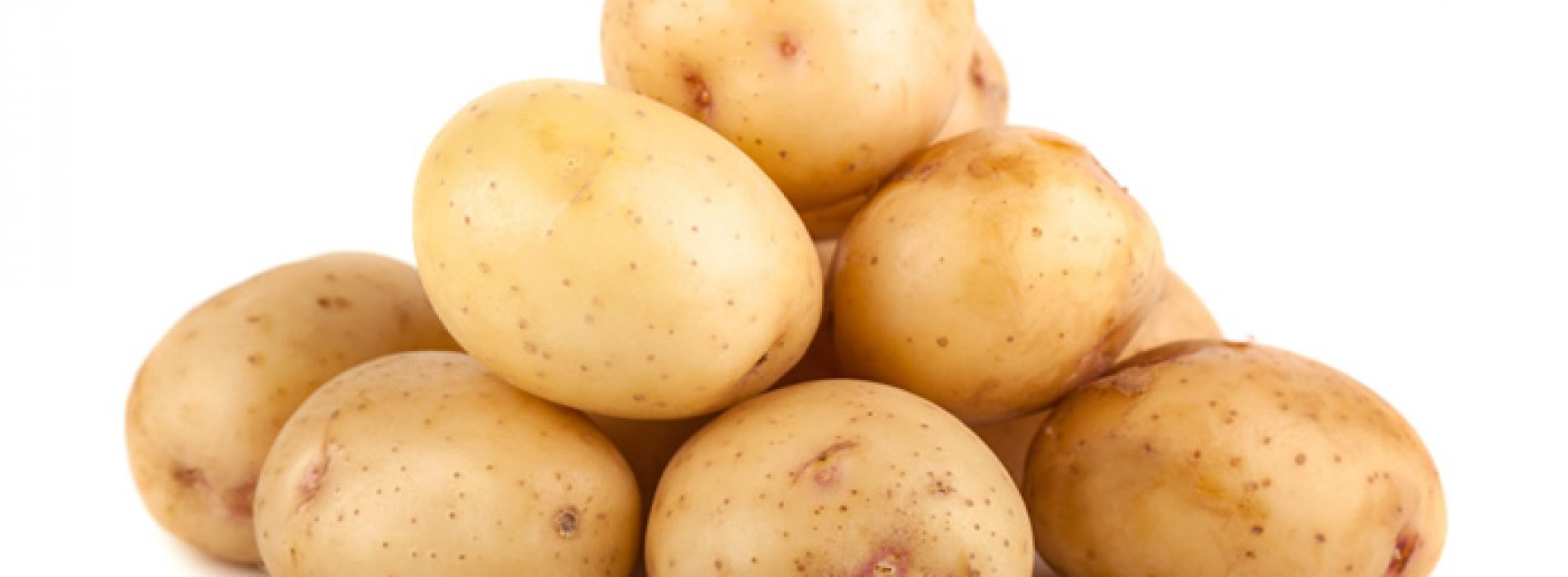 Zorg dat je aardappelen vers zijn: als je ze verwerkt, verlies je de helft van hun voedingsstoffen