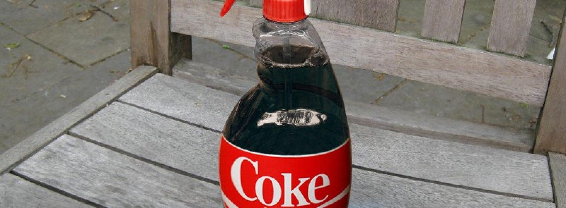 Wist je dat Coca-Cola verf weg kan strippen? Hier zijn 11 verrassende toepassingen