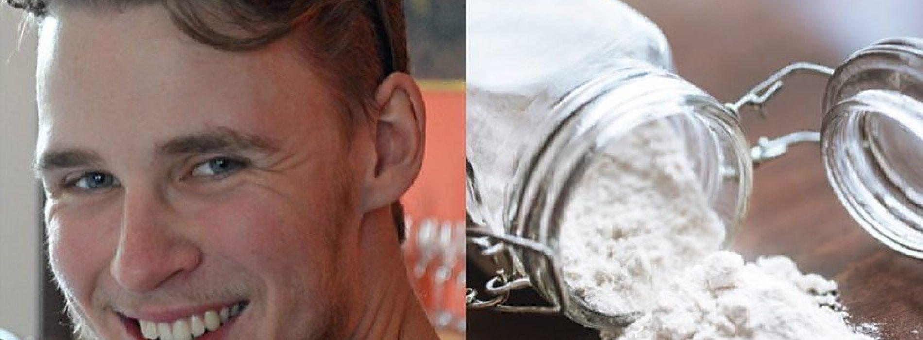 Waarschuwing man sterft na een theelepel cafeïnepoeder in proteïne-shake