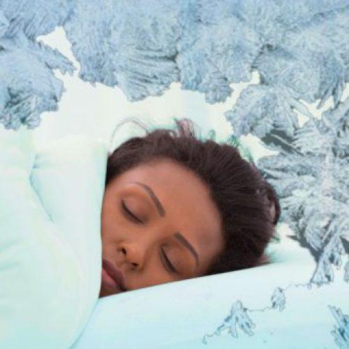 De wetenschap zegt dat slapen in een koude kamer beter is voor je gezondheid