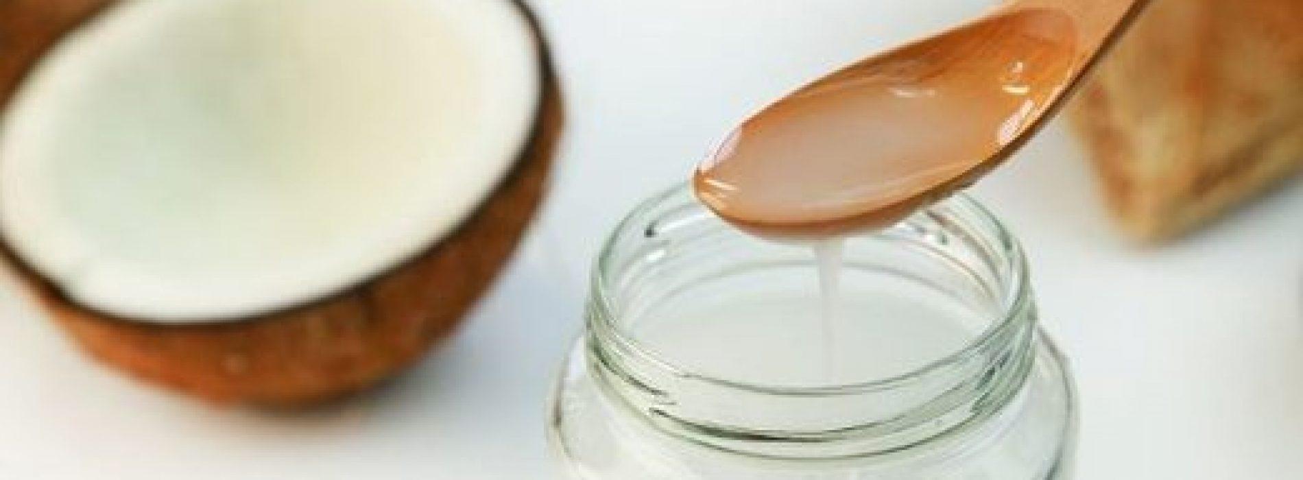 Kokosolie verbetert de hersenfunctie bij patiënten met Alzheimer