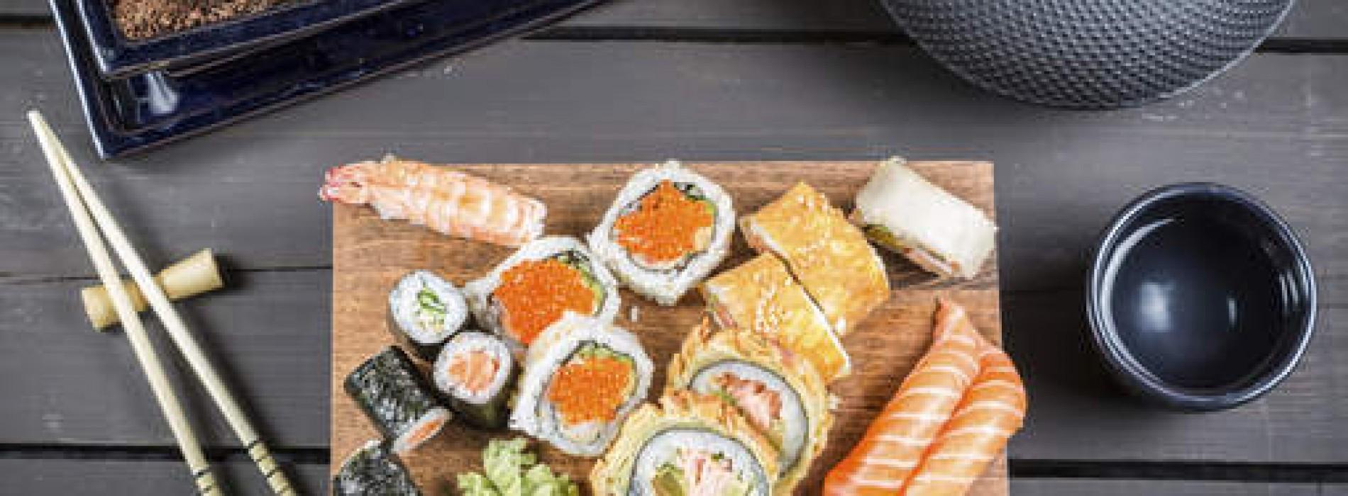 Sushi vanavond? Wie Japans eet, leeft langer