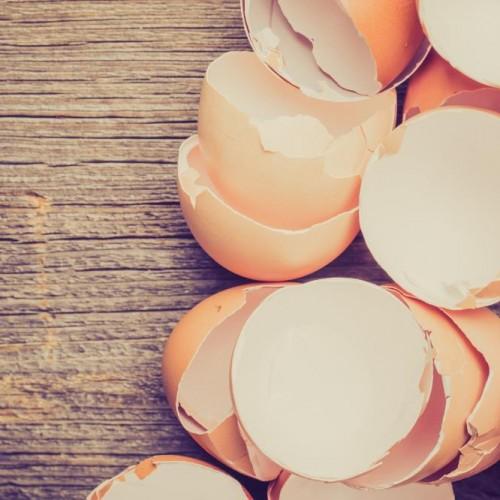 Vanaf nu gooi ik mijn eierschalen nooit meer weg. Je kunt er iets ONGELOOFLIJKS mee doen!