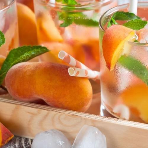 Perzik: veelzijdige zomervrucht