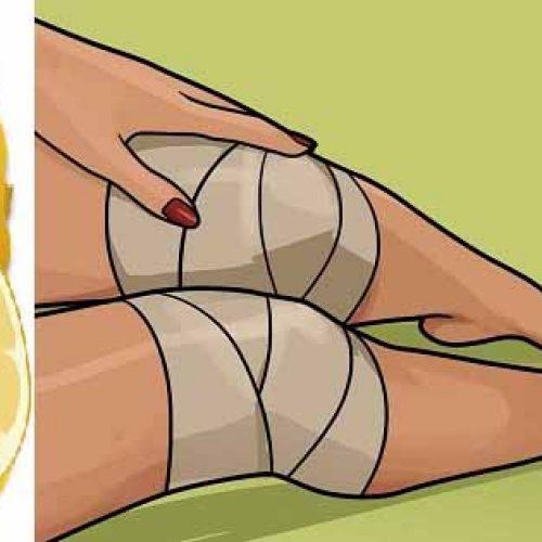 Met dit trucje ben je in een hand omdraai van je kniepijn af!