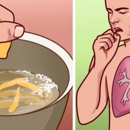 Door deze huismiddeltjes heb jij NOOIT meer last van bronchitis en hoestaanvallen!