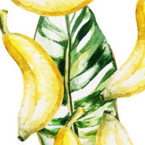Gooi een bananenschil nooit meer weg! Ze zijn ontzettend goed voor ons!