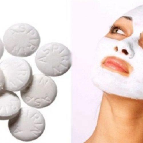 Mix honing en aspirine en laat het 10 minuten op je gezicht zitten: Na 3 uur zult je versteld staan!