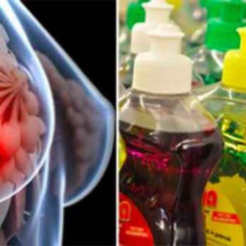 6 Gevaarlijke afwasmiddelen die Vol zitten met kankerverwekkende chemische stoffen!