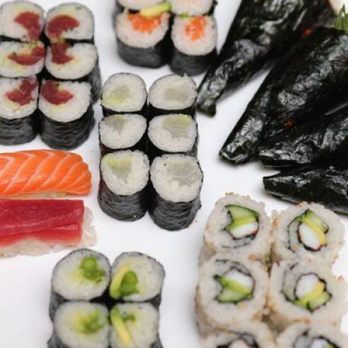 Wilt u uw sushi met of zonder bacteriën?