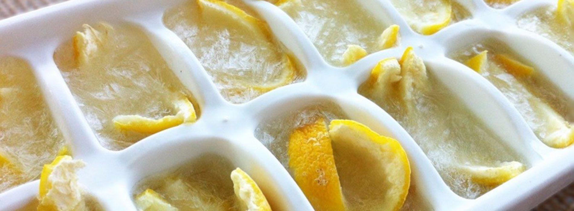 10 geniale redenen waarom je citroenen in de vriezer moet bewaren