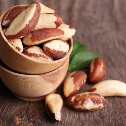 Selenium en antioxidanten: gezondheidsvoordelen van paranoten die rijk zijn aan voedingsstoffen